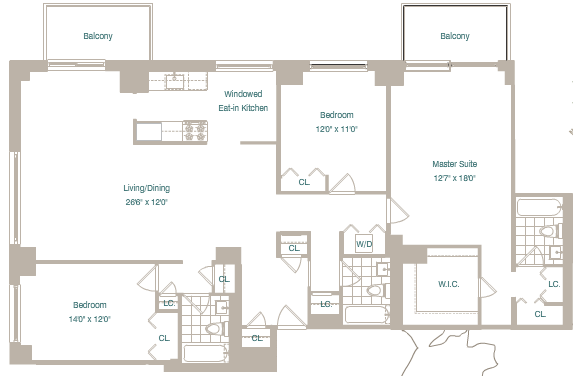 StreetEasy: 200 East 82nd St. #PHDE - Rental Apartment Rental at Wimbledon in Yorkville, Manhattan