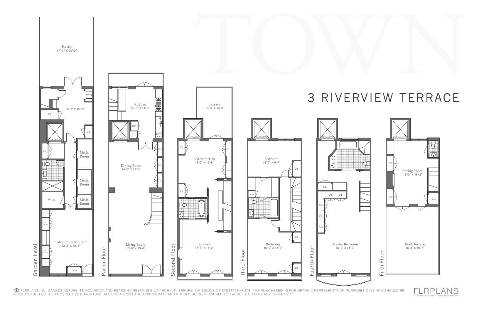 3 Riverview Terrace in Sutton Place