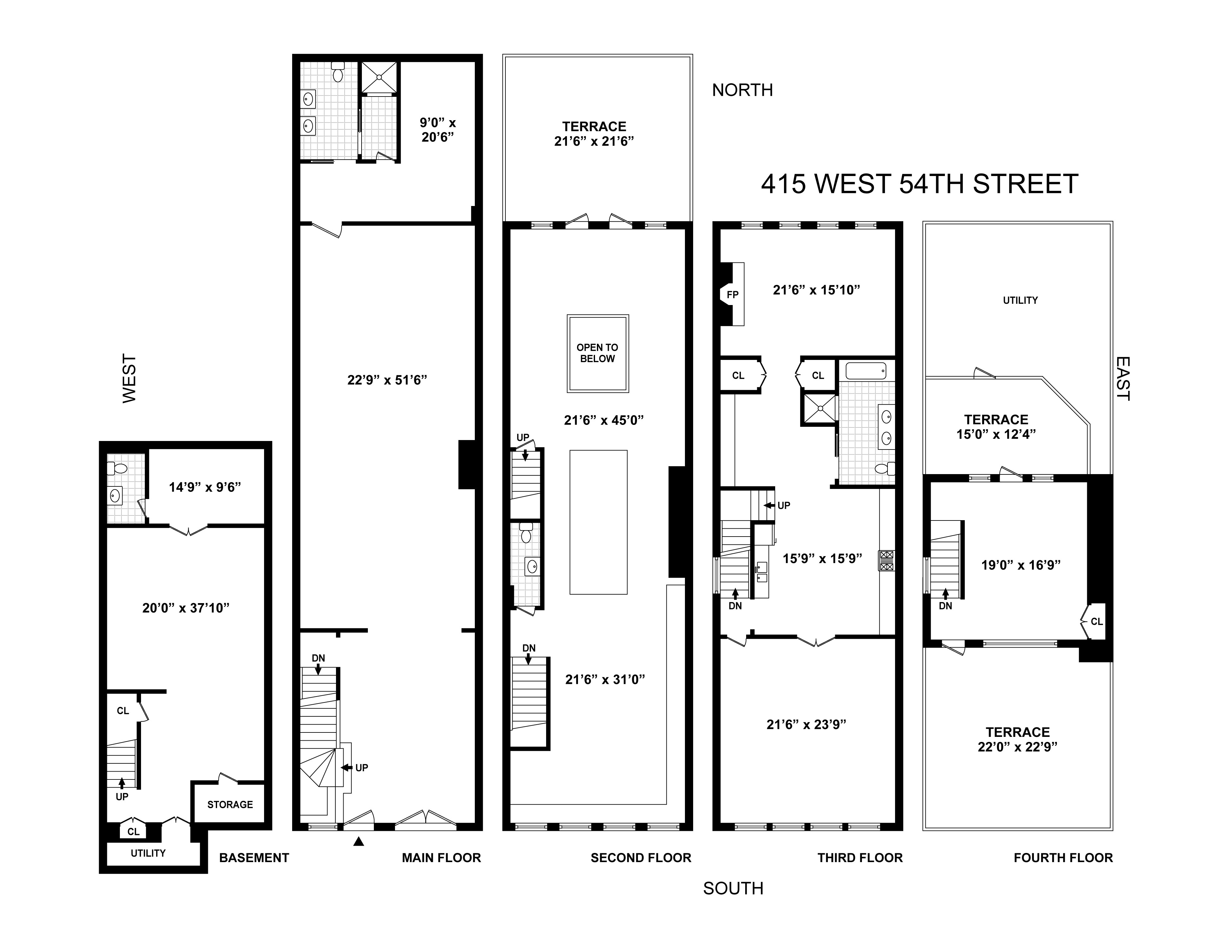 StreetEasy: 451 West 54th St.  - Multi-family Apartment Sale in Clinton, Manhattan