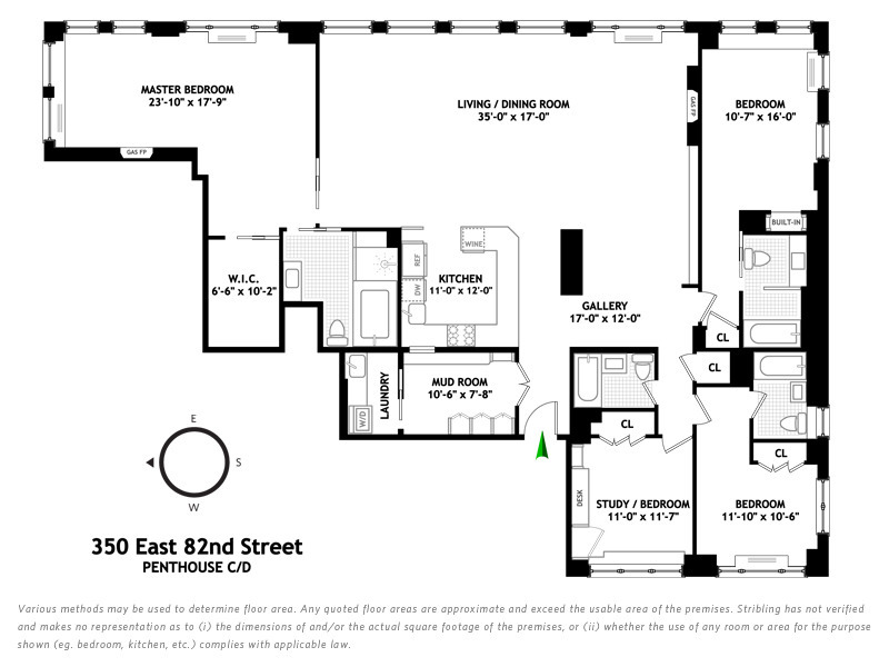 StreetEasy: 350 East 82nd St. #PHCD - Condo Apartment Sale at Wellington Tower in Yorkville, Manhattan