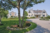 Shelter Island Mansion- Waterfront Compound