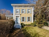 Historic Greek Revival Sag Harbor