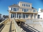 New - Oceanfront Post Modern