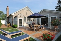 Sag Harbor Beachside Cape Cod Traditional