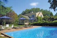 Bridgehampton Village Cape Beauty