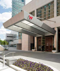 The W Hoboken at 225 River Street in Hoboken