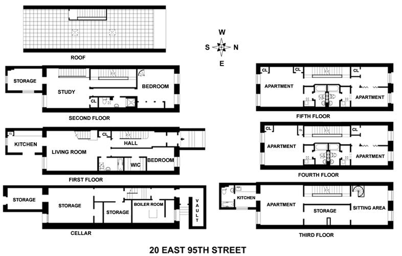 StreetEasy: 20 East 95th St.  - Building Apartment Sale in Carnegie Hill, Manhattan