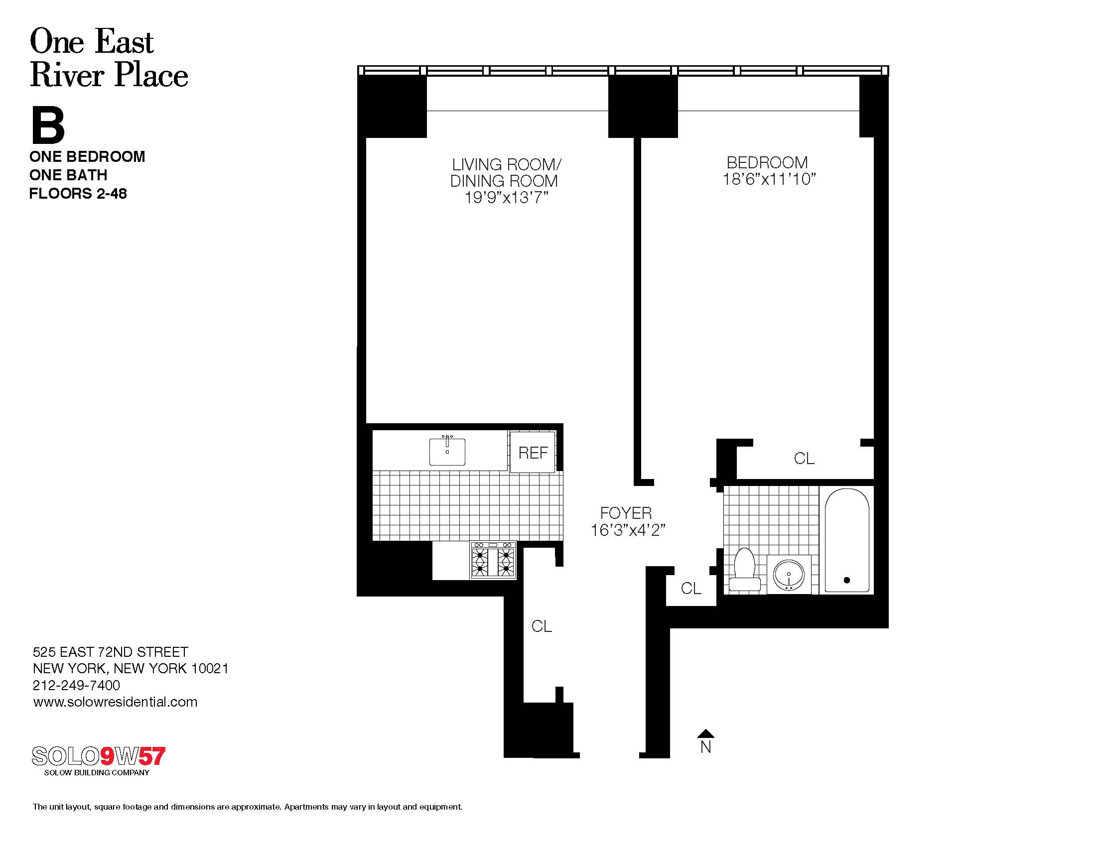 StreetEasy: 525 East 72nd St. #41B - Rental Apartment Rental at One East River Place in Upper East Side, Manhattan
