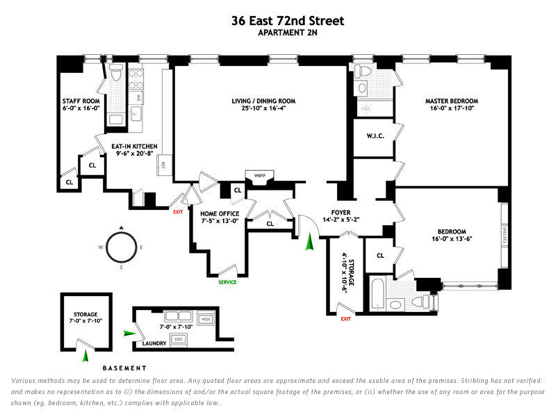 StreetEasy: 36 East 72nd St. #2N - Co-op Apartment Sale in Lenox Hill, Manhattan