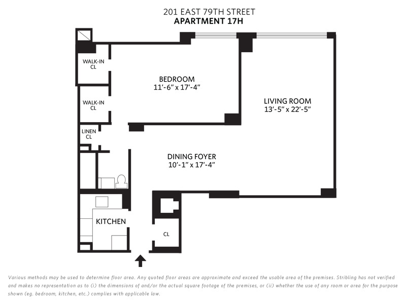 StreetEasy: 201 East 79th St. #17H - Co-op Apartment Sale in Yorkville, Manhattan