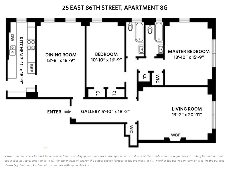 StreetEasy: 25 East 86th St. #8G - Co-op Apartment Sale in Carnegie Hill, Manhattan