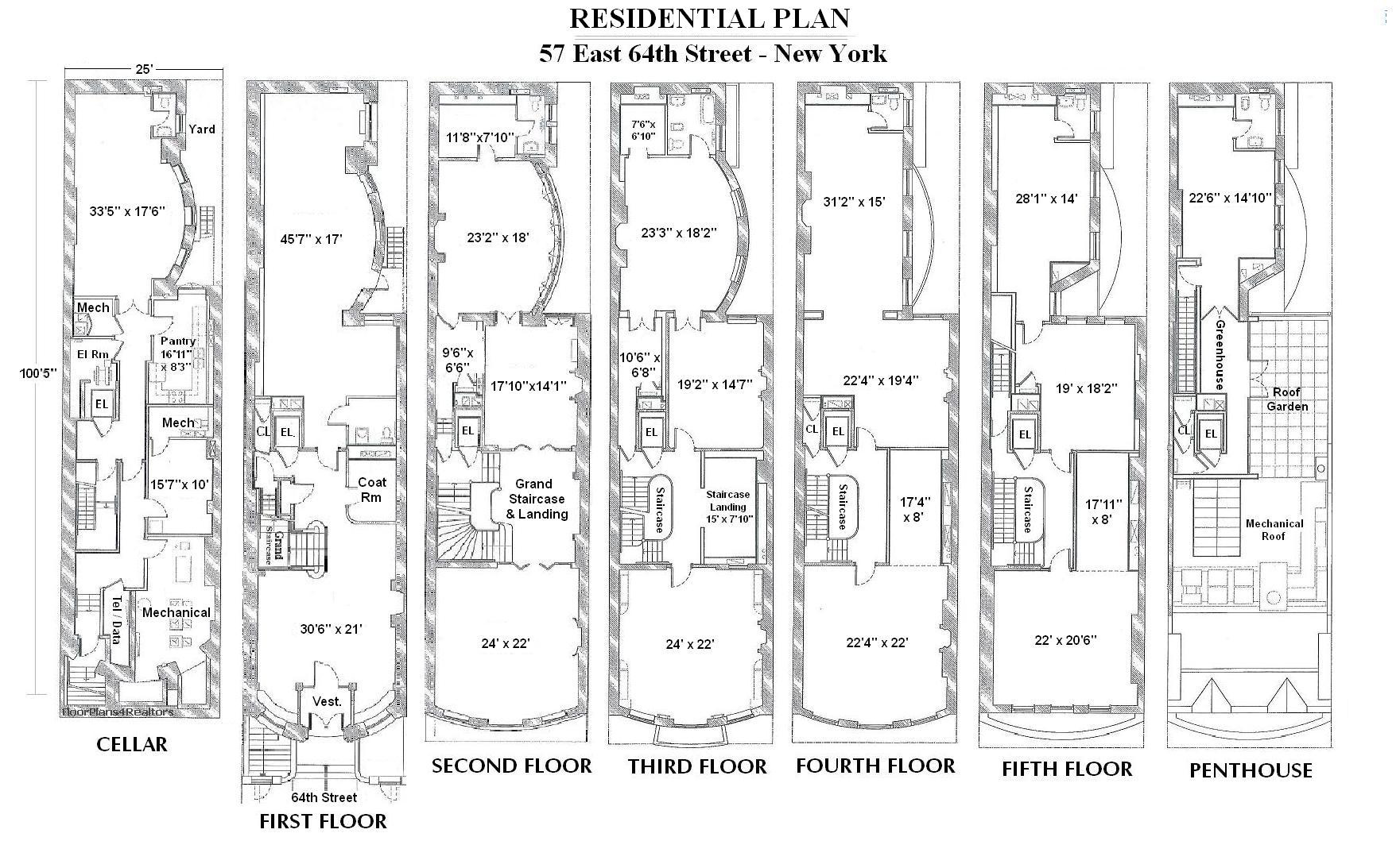 StreetEasy: 57 East 64th St. - Rental Apartment Rental in Lenox Hill, Manhattan