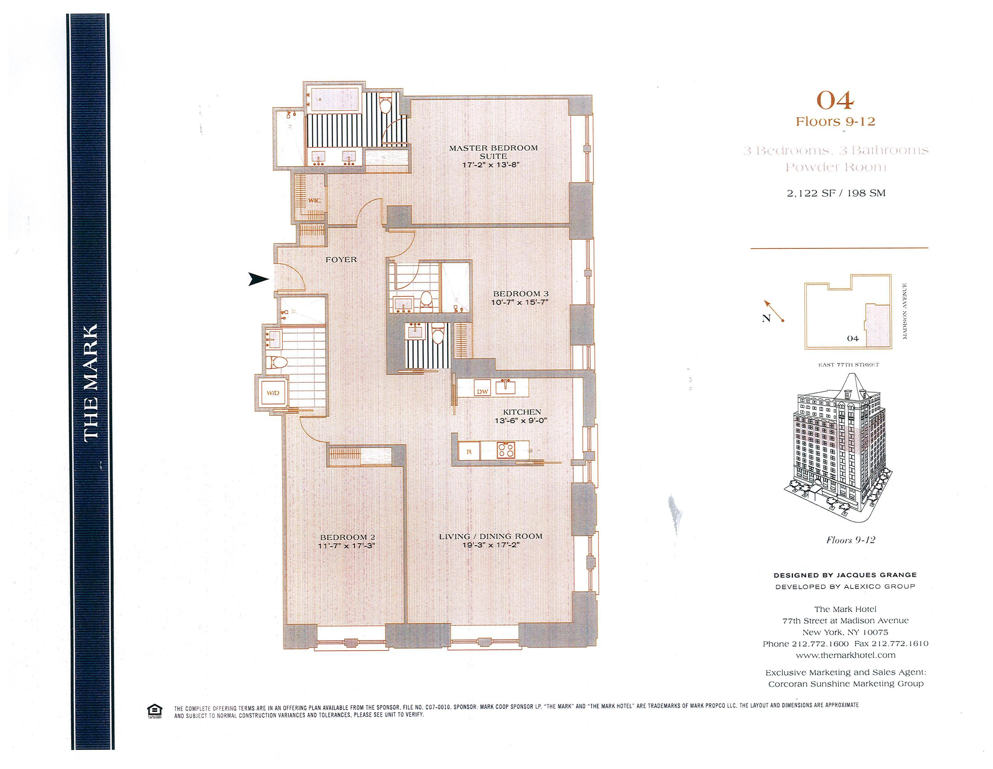 StreetEasy: 25 East 77th St. #1004 - Co-op Apartment Sale at The Mark in Upper East Side, Manhattan