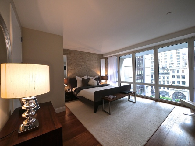 Perfect for Art Lovers - Serene North Facing 1 Bedroom plus Den!