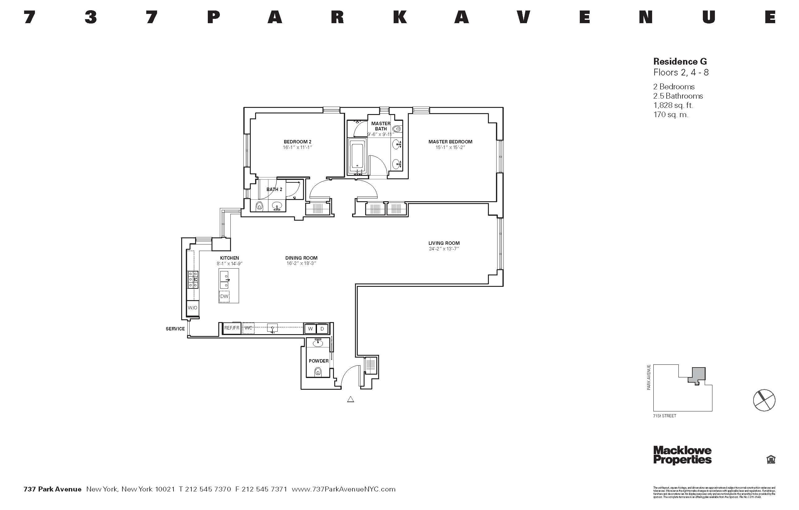 StreetEasy: 737 Park Ave. #7G - Condo Apartment Sale in Lenox Hill, Manhattan