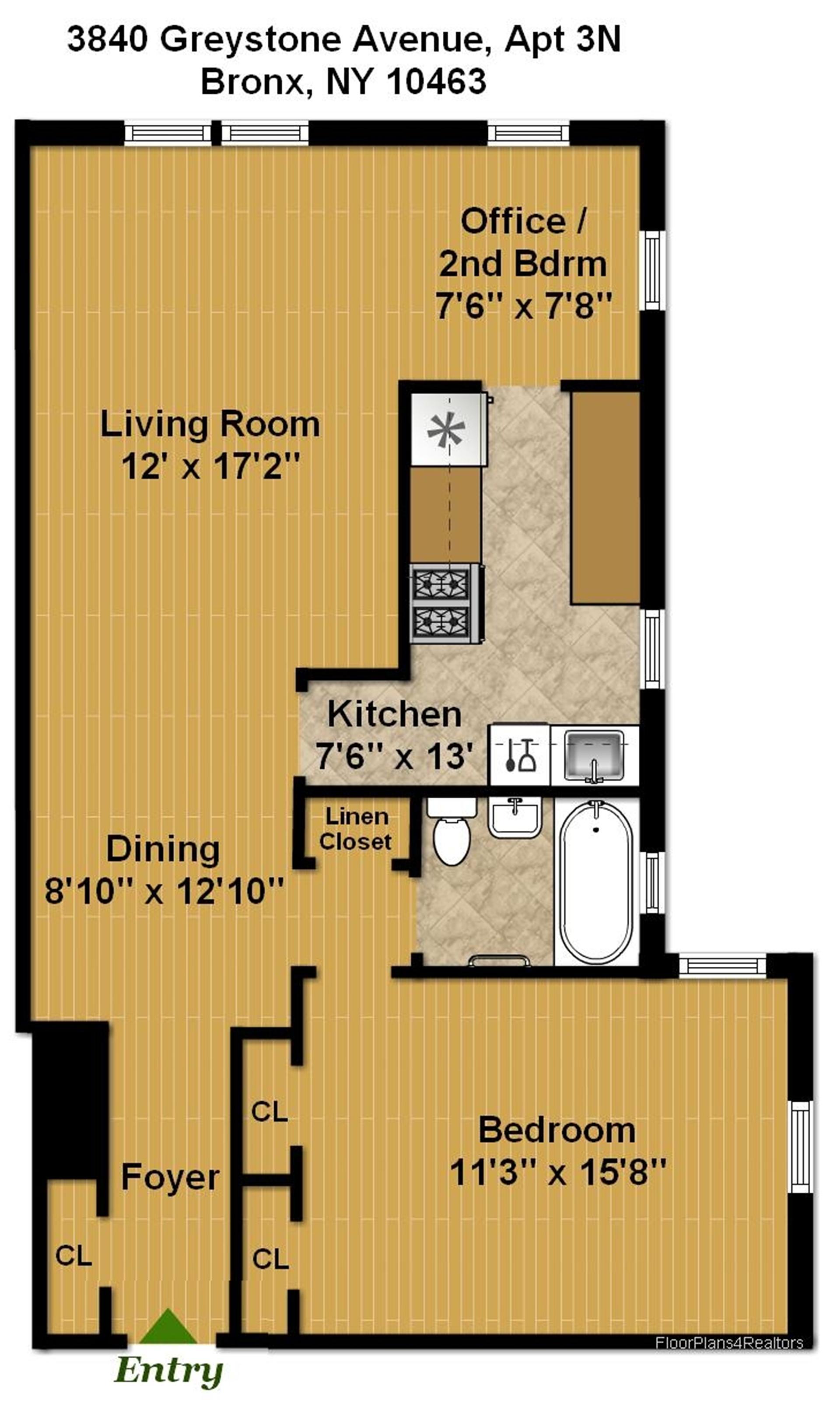 Gainesville Luxury Designer Home: Co-op Apartment Sale In