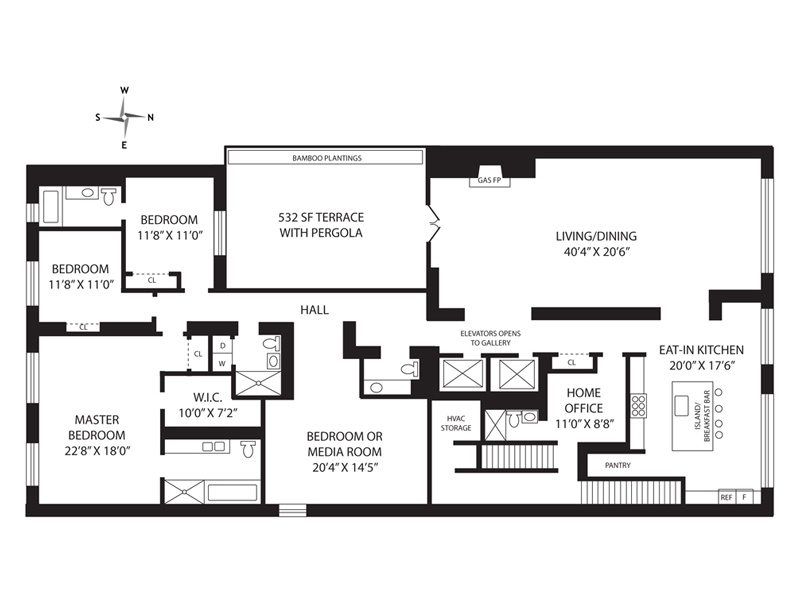 StreetEasy: 24 East 21st St. #2 - Condo Apartment Sale at Infinity Flats in Flatiron, Manhattan