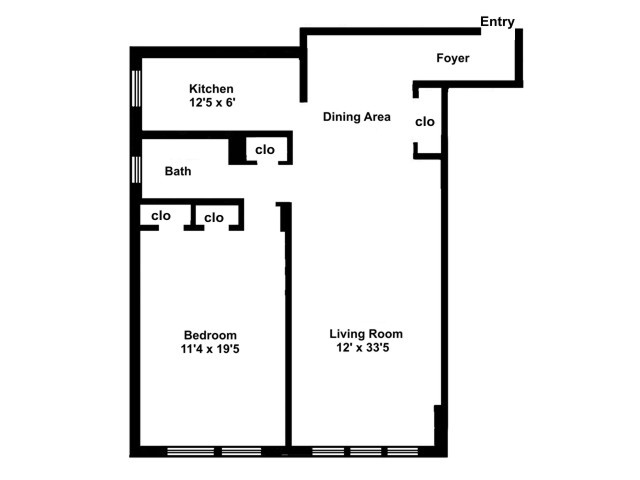 StreetEasy: 60 East 12th St. #14B - Rental Apartment Rental in East Village, Manhattan