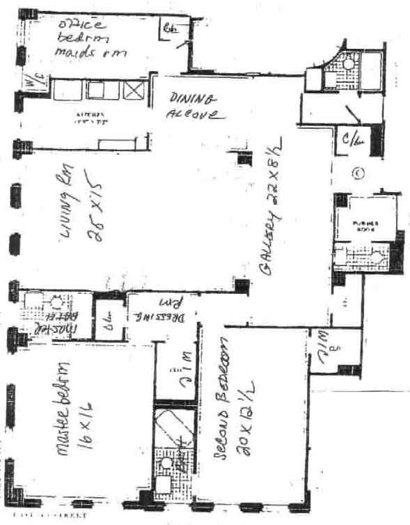 737 Park Ave 15c In Lenox Hill Manhattan Streeteasy