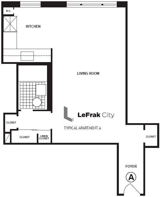 2 Bedroom Apartments For Rent In Queens: 98-38 57th Ave. In Corona, Queens