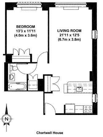 StreetEasy: 1760 Second Ave. #22A - Condo Apartment Rental in Yorkville, Manhattan