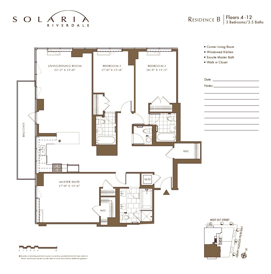 Solaria Riverdale at 640 West 237th Street in Riverdale