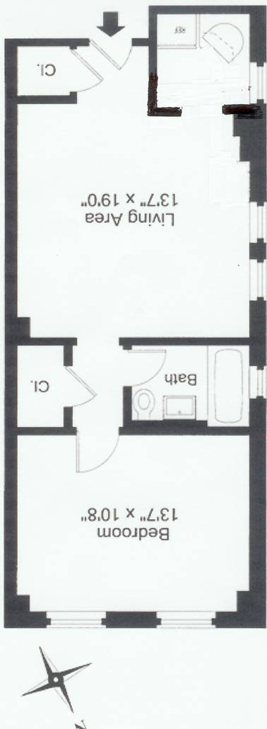 StreetEasy: 49 West 72nd St. #3A - Co-op Apartment Sale in Upper West Side, Manhattan