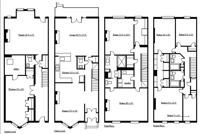 Image Gallery Layout Brownstone