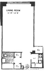 StreetEasy: 110 East 57th St. #3G - Co-op Apartment Sale in Midtown, Manhattan