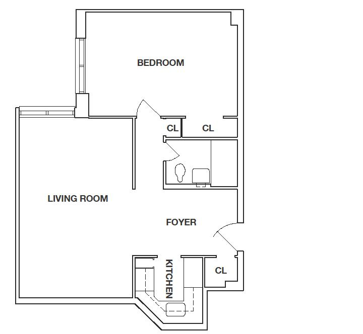 2750 homecrest ave 622 rental unit apartment rental at for No broker fee apartments nyc