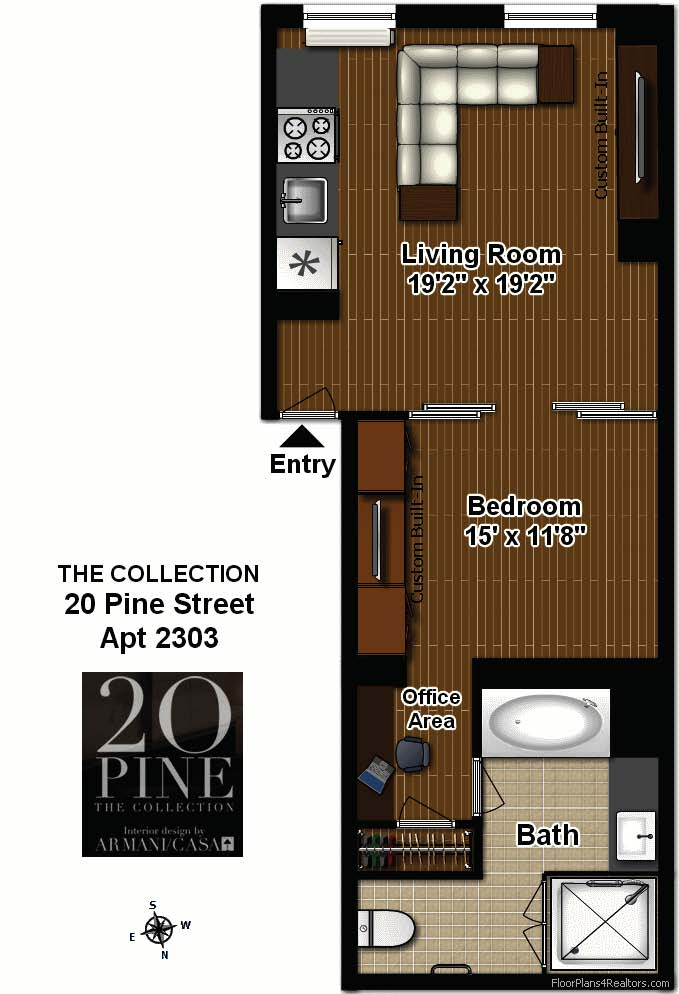 20 Pine - The Collection at 20 Pine Street in Financial District
