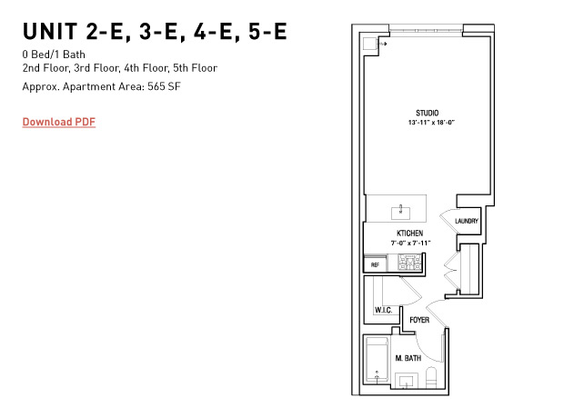 StreetEasy: 205 Water St. #5E - Condo Apartment Sale in DUMBO, Brooklyn