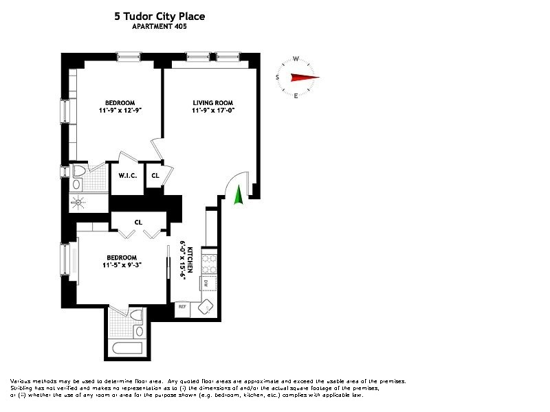 5 Tudor City Place