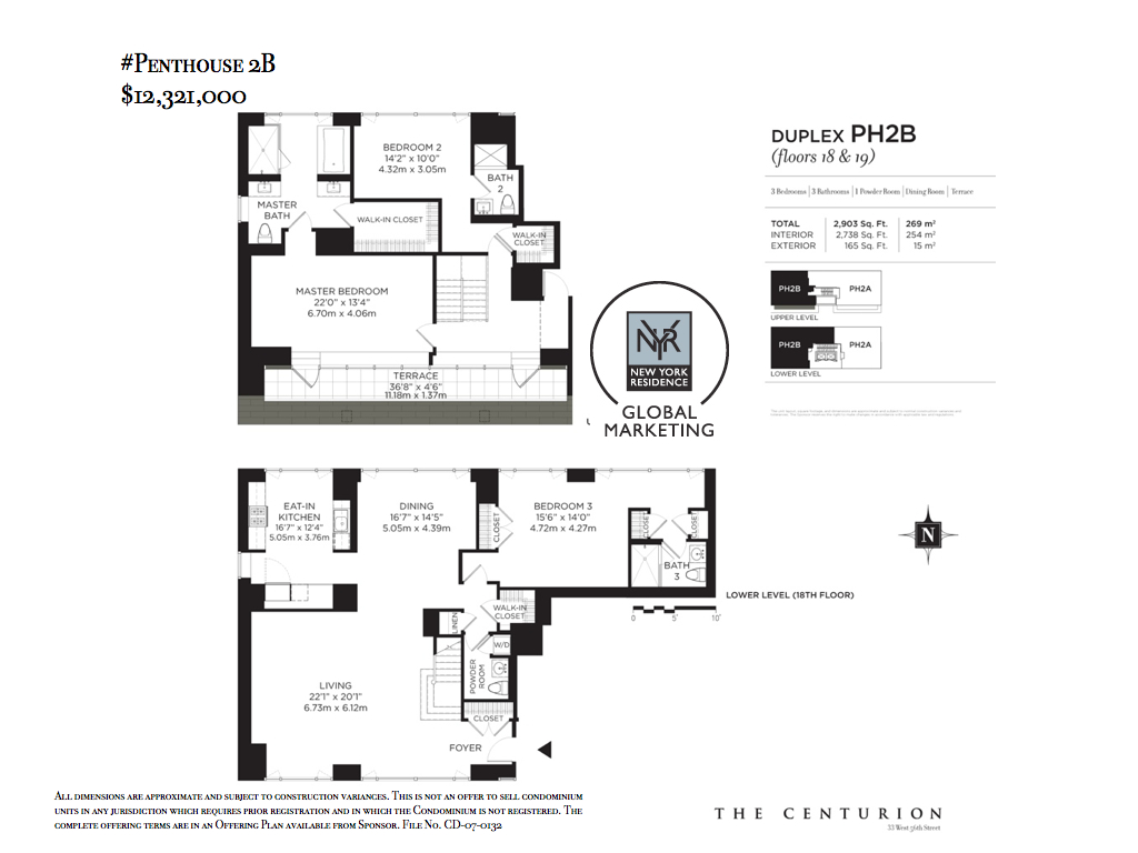 The Centurion - Now over 80% sold & closed!