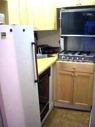 LARGE FLEX 2br, Separate Kitchen, Dish/Washer, Fire Place, South Exposure (03/01/2013 LEASE)