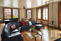 StreetEasy: 90 West Broadway #5THFL - Co-op Apartment Sale at The Gerken Building in Tribeca, Manhattan