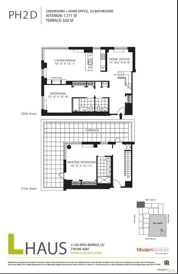 L haus: Unit PH2D - IN CONTRACT