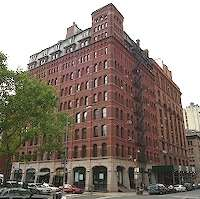 165 Duane Street in Tribeca