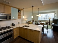 StreetEasy: 200 North End Ave. #17E - Rental Apartment Rental at Liberty Luxe in Battery Park City, Manhattan