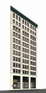 StreetEasy: 140 West 22nd St. #5F - Condo Apartment Sale at The Clement Clarke in Chelsea, Manhattan