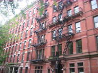50 West 9th Street in Greenwich Village