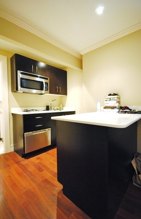 AMAZING BRAND NEW 1 BED WITH PRIVATE PATIO - GREAT EAST VILLAGE LOCATION - BEAUTIFUL RENOVATIONS