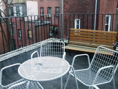 Great Junior 1 BR with fireplace and terrace in the Upper West Side