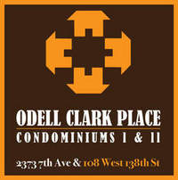 Odell Clark Place Condominiums I at 2373 Adam C Powell Boulevard in Central Harlem