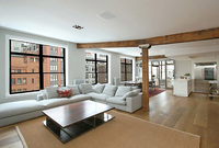 StreetEasy: 133 West 17th St. #PHC - Co-op Apartment Sale in Chelsea, Manhattan