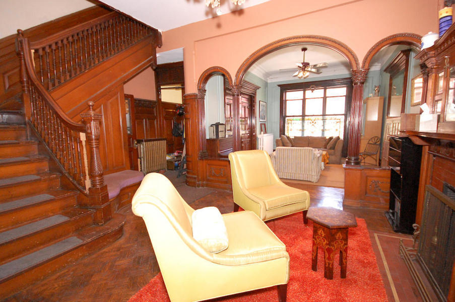 Crown Heights Brownstone Mini-Mansion