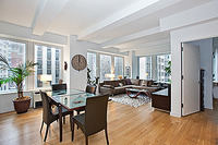 StreetEasy: 90 William St. #7B - Condo Apartment Rental at Be@William in Financial District, Manhattan