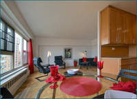 StreetEasy: 125 Ashland Pl. #16D - Co-op Apartment Sale at Kingsview Homes in Fort Greene, Brooklyn