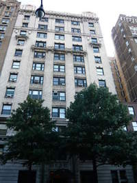 35 West 81st Street in Upper West Side