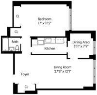 StreetEasy: 201 East 36th St. #10F - Condo Apartment Sale at Murray Hill Terrace in Murray Hill, Manhattan